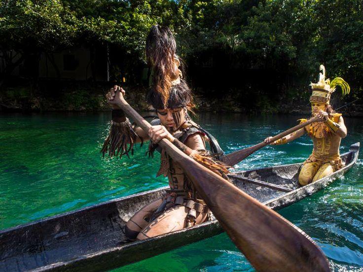 #ViveTravel #SoyViajero paseo en canoa