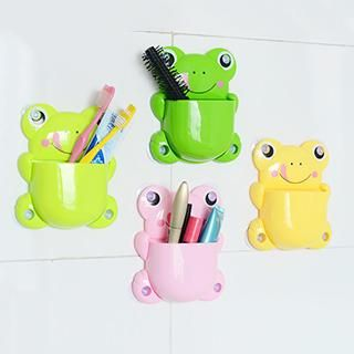Buy 'Show Home – Frog Toothbrush Holder' with Free International Shipping at YesStyle.com. Browse and shop for thousands of Asian fashion items from China and more!