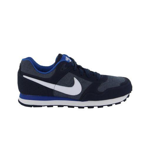 NIKE NIKE MD RUNNER BG Met deze Nike MD Runner BG juniorsneaker maak jij je jongensoutfit compleet!