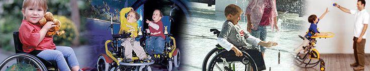 ortopedia para niños discapacitados