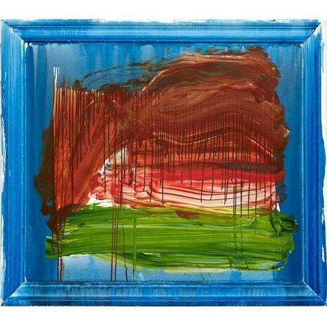 Howard Hodgkin, Knightsbridge on ArtStack #howard-hodgkin #art