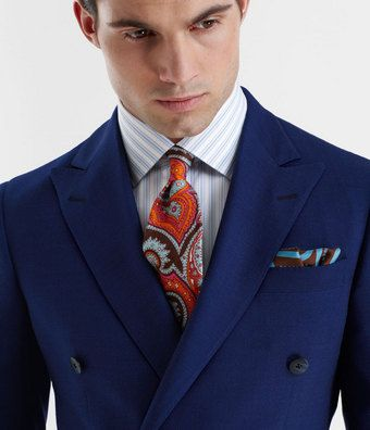 Colors Contrast in Men's Fashion