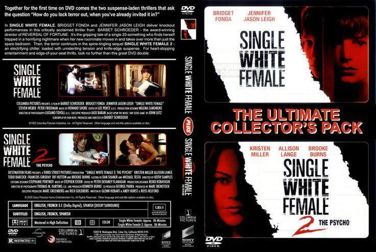 Single White Female Double Feature Custom DVD Cover