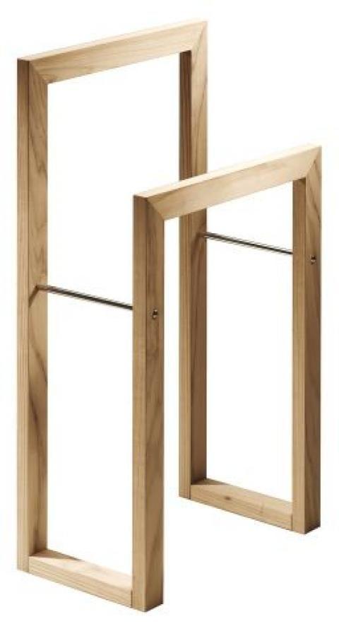 Emco Single Interiors Herrendiener 500 x 350 x 900mm, teak - 107950602