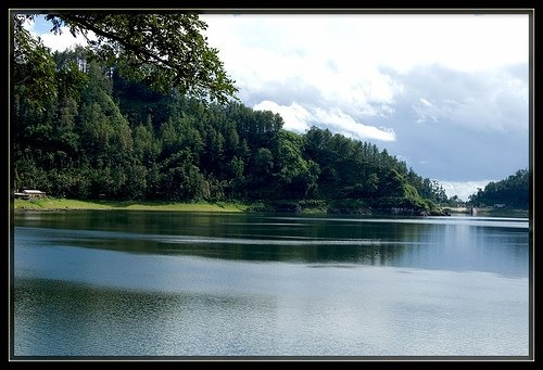 Ngebel lake - Ponorogo - East Java - Indonesia