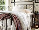 Decorating A Small Bedroom & Small Space Ideas Room 8 | Pottery Barn