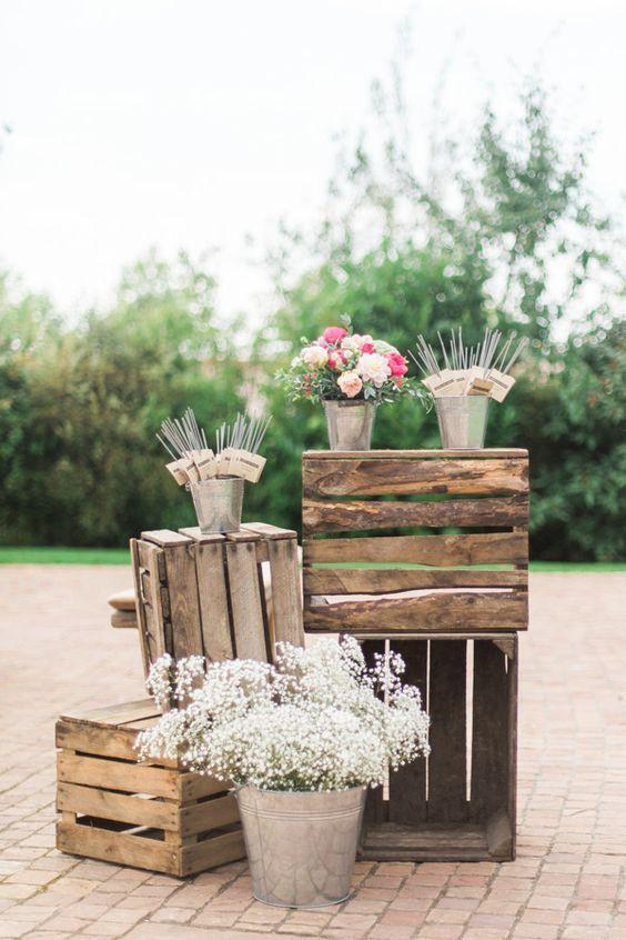 liebelein-will, Hochzeitsblog – Weinkisten als Hochzeitsdeko
