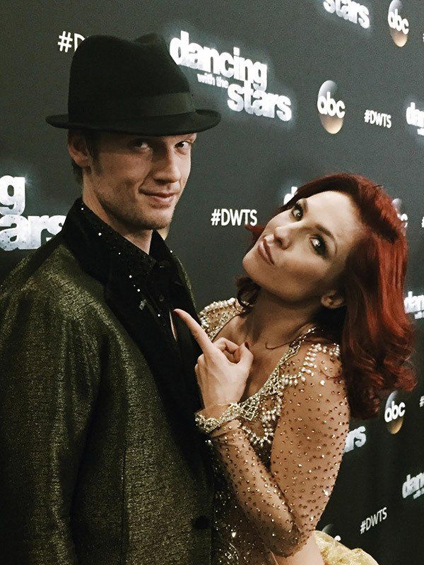 nick and sharna dwts