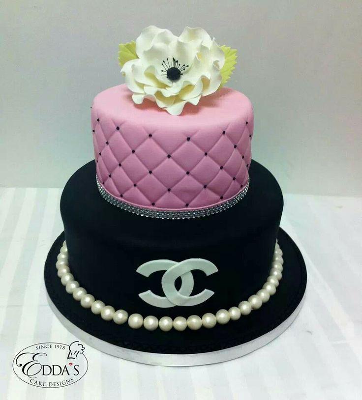 Chanel Cake Designs: 25+ Best Chanel Cake Ideas On Pinterest