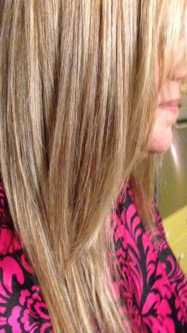 Beige Blondes Hair Foils Saras Hair Creations