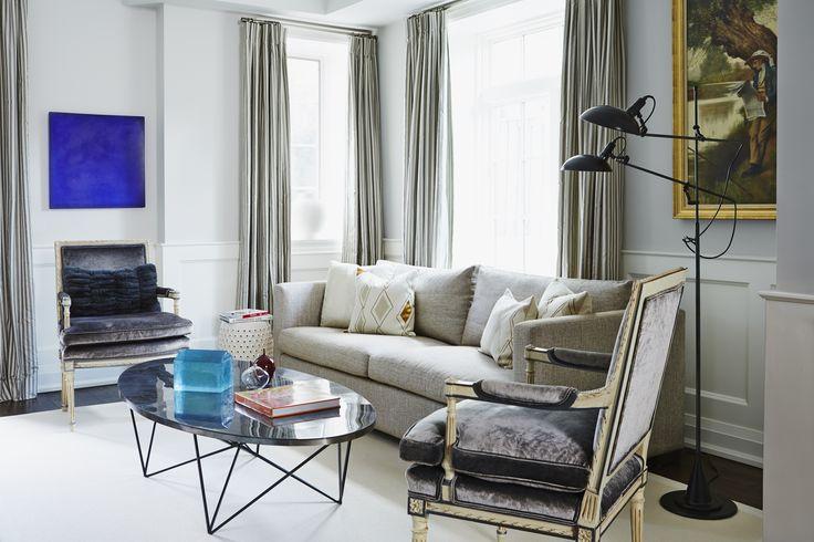 Patti Rosati Interior Design // Summerhill Pied-a-Terre