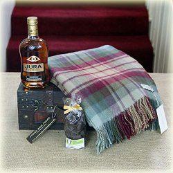 Auld Scotland Prophecy Whisky Hamper Case