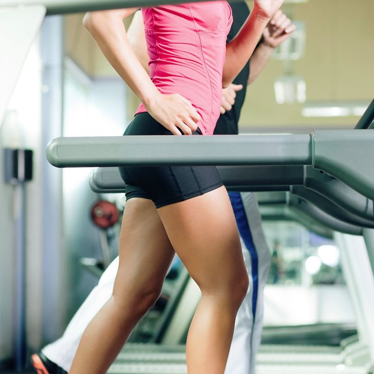 3 Ways to Work Your Butt on the Treadmill: Running on a treadmill is a great way to help your heart and whittle your waist, but it can also be a great tool to get a perky butt.