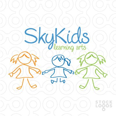 #Happy #Kids #Logo