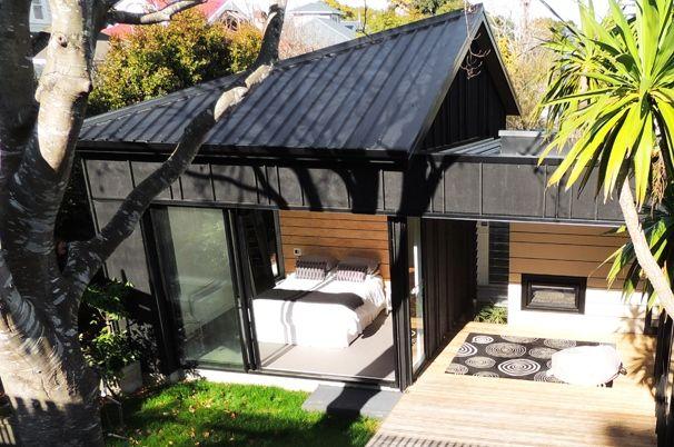 Mark Frazerhurst, architect, designed this Mount Eden home