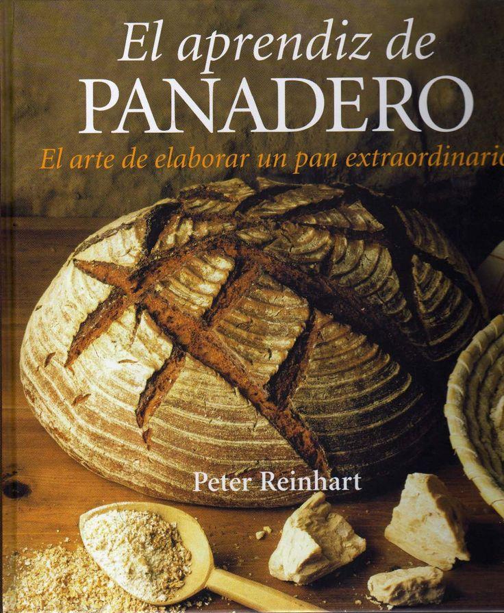 El aprendiz de Panadero libro de pananderia