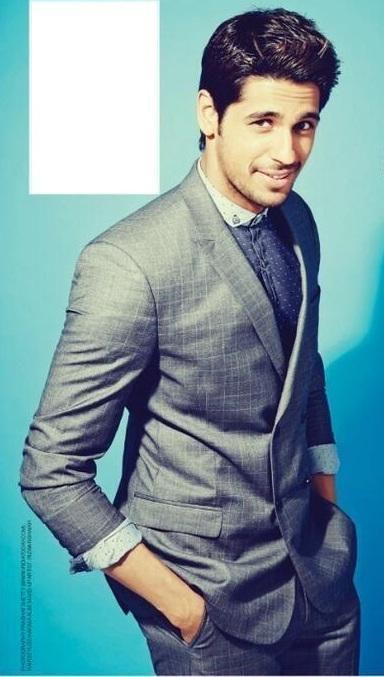 Sidharth Malhotra's Photoshoot Men's Health | PINKVILLA um hello hotness.