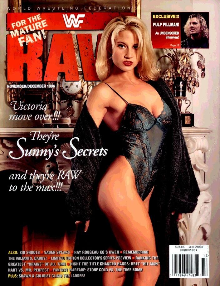 ( CELEBRITY WOMAN 2016 ★ WWE Diva SUNNY ) ★ Tamara Lynn Sytch - Thursday…