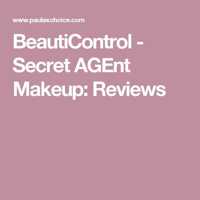 BeautiControl - Secret AGEnt Makeup: Reviews