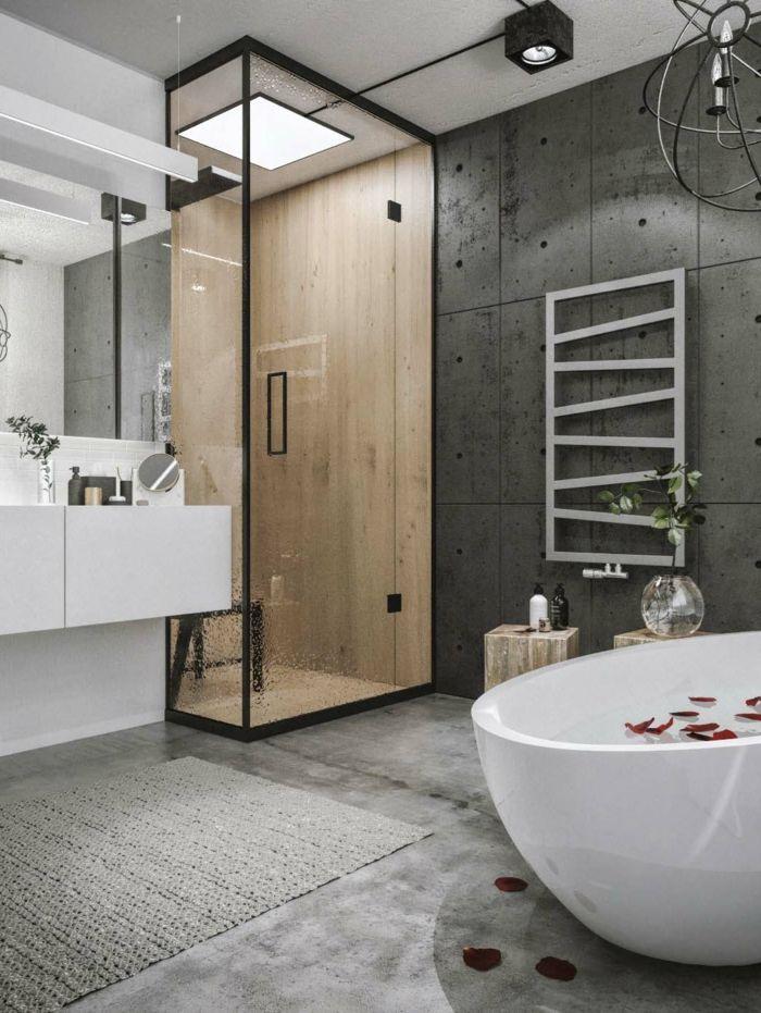 ▷ 1001 + cuartos de baño de diseño según las últimas ...