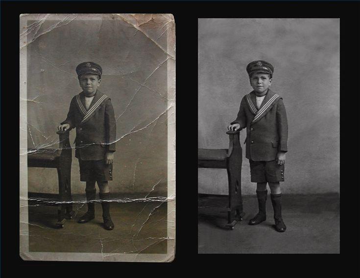 Old Photo Restoration Tutorial