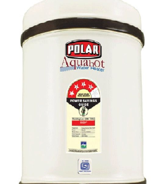 POLAR AQUAHOT WATER HEATER A combination of features, style and utility..   #Buy_Geyser_in_India  #Online_geyser