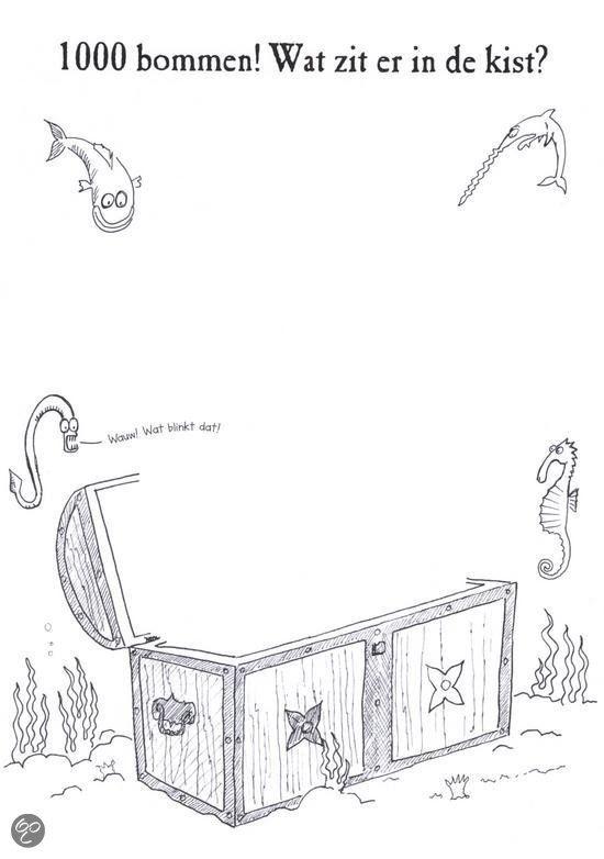 Extra tekenopdracht voor leerlingen die sneller klaar zijn tijdens de les beeld.