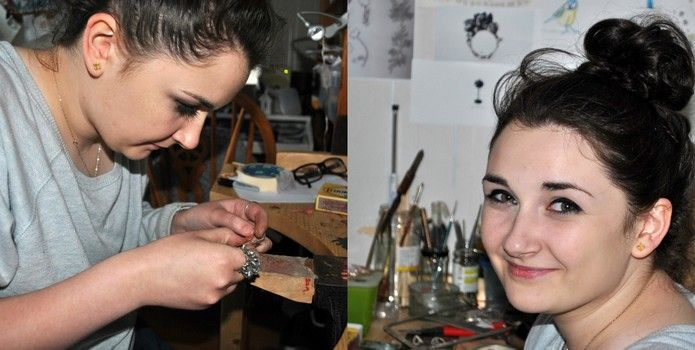 Jane Harrison jewellery - Meet Your Maker 2013 at the Barony Centre