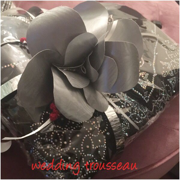 Wedding trousseau packing