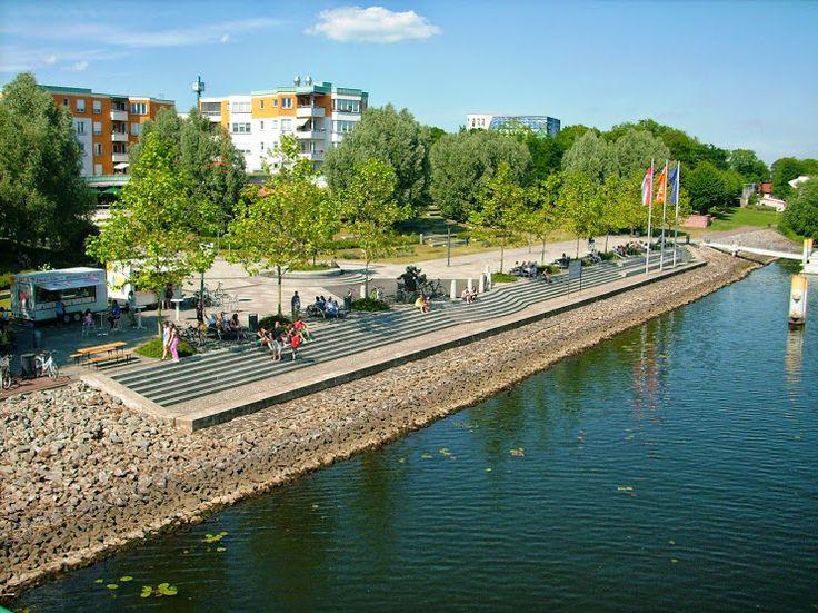 """Uferpromenade Schwedt - Ferienwohnung """"Neu Dessau"""" – Google+"""