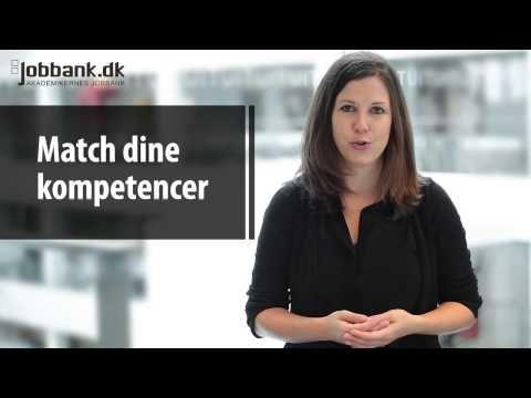 Alt om jobsøgning - Jobbank TV