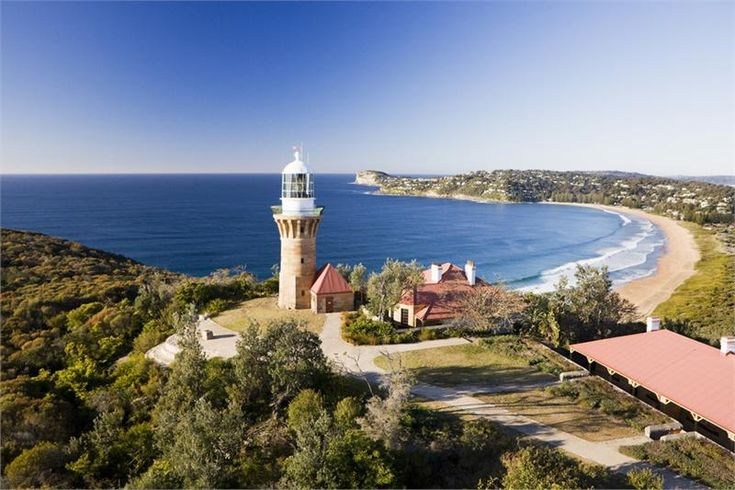 Barrenjoey Lighthouse, Palm Beach, New South Wales, Australia