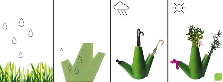 concept Umbrella stand