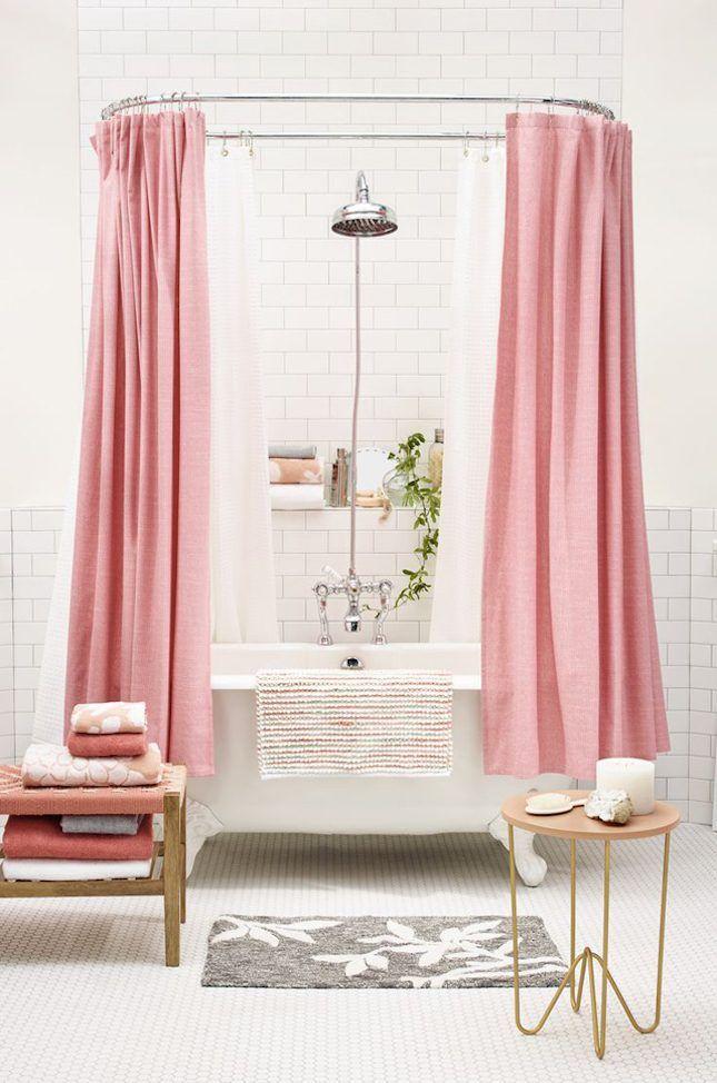 18 fantastische roze badkamers waar je hart sneller van gaat kloppen