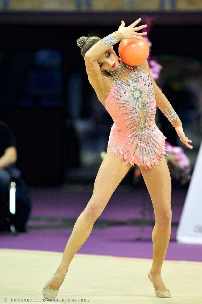 Melitina Staniouta, Belarus, Grand Prix Moscow 2015