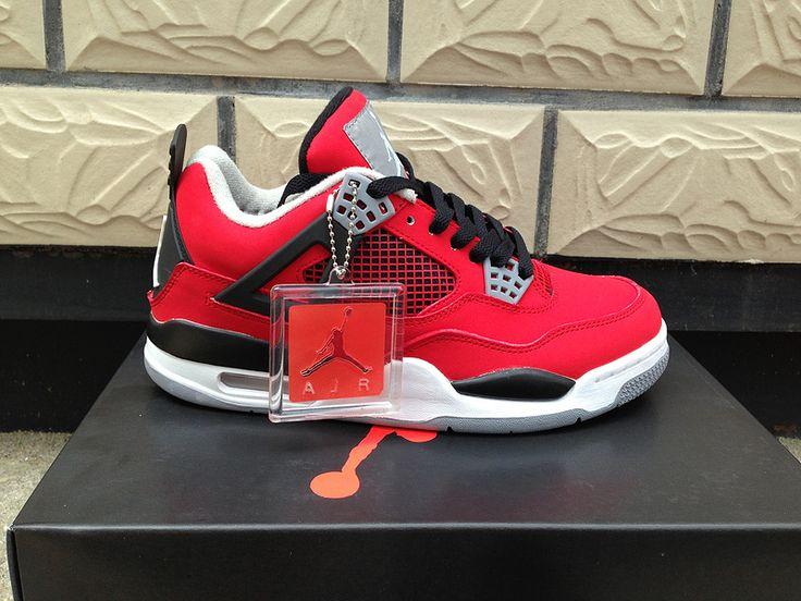 Air Jordan IV Toro http://www.sneakerstorm.com/products/