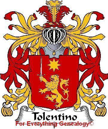 Valencia Family Crest Tattoo