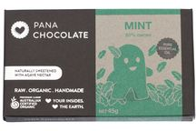 Mint.  Available online from panachocolate.com