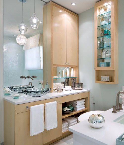 The 15 Point Checklist Before Starting a Bathroom Renovation - http://freshome.com/2012/11/15/the-15-point-checklist-before-starting-a-bathroom-renovation/