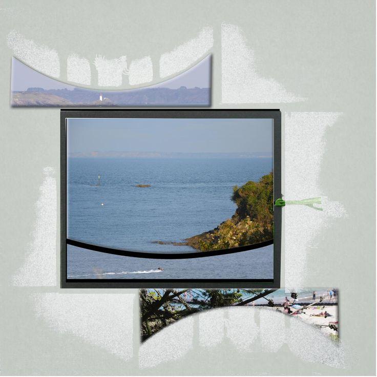 Terrasses de Bertheaume - La plage