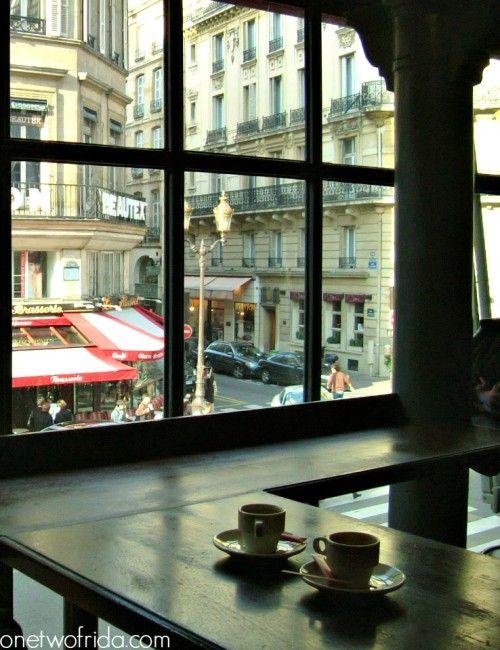 Parigi: aux pains perdus