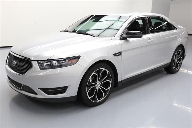 2015 Ford Taurus Sho Sedan 4 Door 2015 Ford Taurus Sho Awd Ecoboost Nav Vent Leather 32k 186683 Texas Direct Auto Ford Taurus Sho Car Ford Taurus