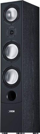 Canton GLE 490 3-Wege Standlautsprecher (150/320 Watt) schwarz (Stück): Amazon.de: Audio & HiFi