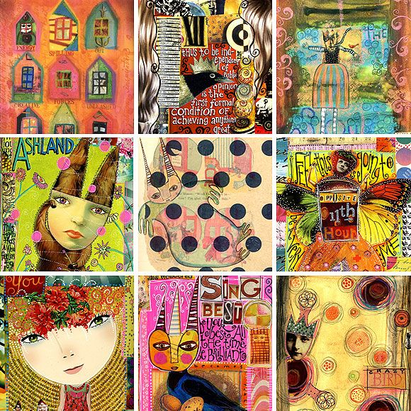 On the Blog: Remarkable Art Journaling Tips from Teesha Moore