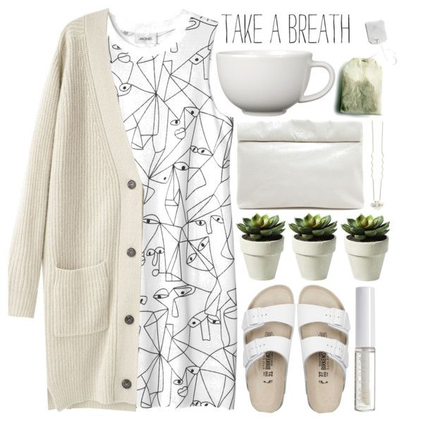 Take a breath by evangeline-lily on Polyvore featuring polyvore fashion style Monki La Garçonne Moderne Birkenstock Marie Turnor Jenny Packham Lord & Berry Arabia