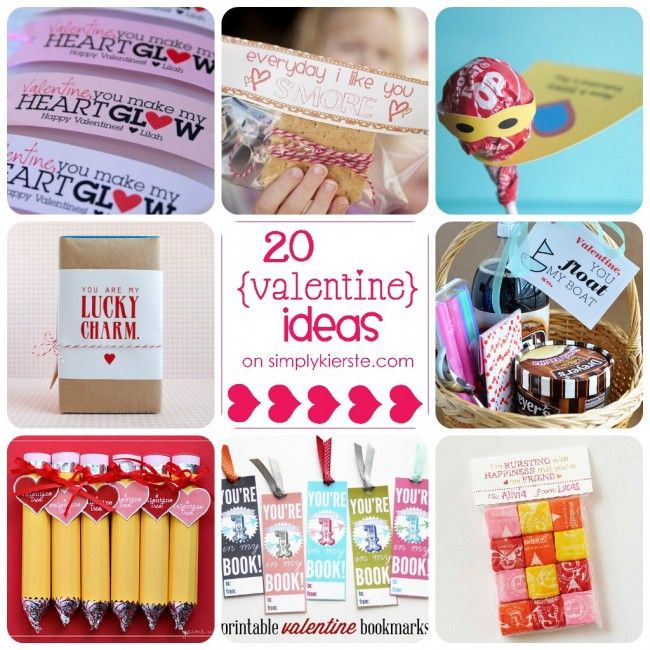20 simple valentine ideas friends family valentines and Gifts to show appreciation to friend