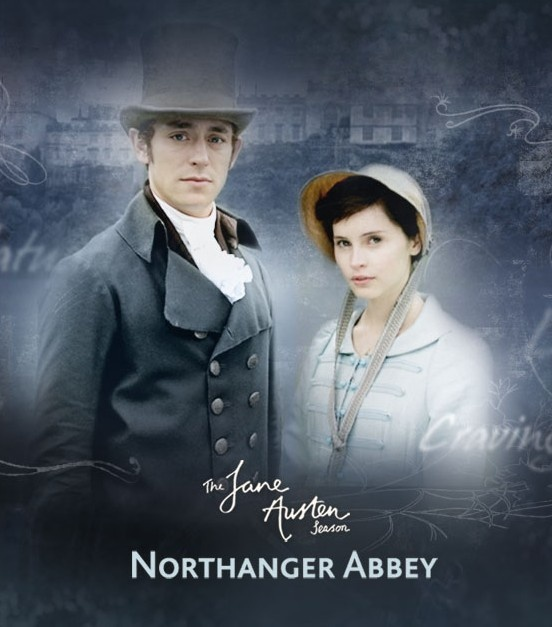 Northanger Abbey is movie #3 in our Austen Fest series. The book club read it, too.