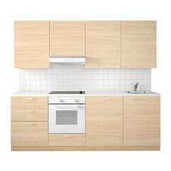 Modulové kuchyne - IKEA