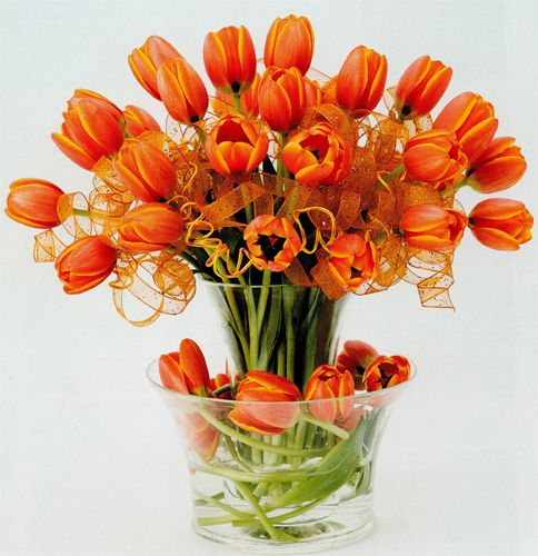 Spring Flower Arrangements | Spring flower arrangements are wonderful gifts to give family, friends ...