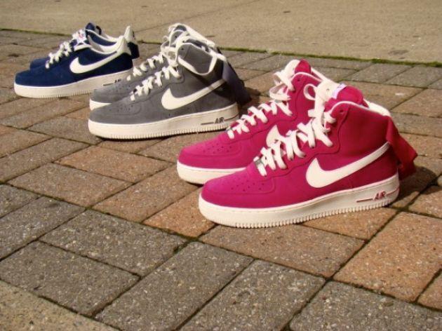 sports shoes 58b3e c3b2e Nike Air Force 1 High .